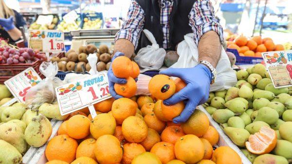 El precio de las naranjas se dispara un 800% del campo al supermercado