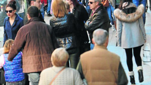 Alicante contabilizó el año pasado por primera vez más muertes que nacimientos