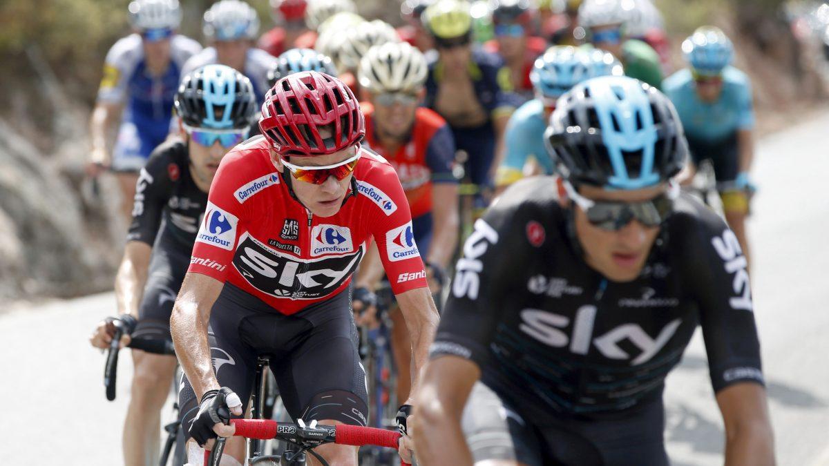 La Vuelta a España más alicantina