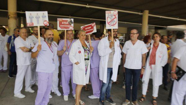 Las agresiones de los pacientes hacia el personal sanitario siguen en aumento