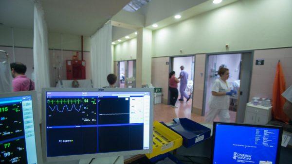 Sanidad duplica el espacio en Urgencias del Hospital General para acabar con las camas en los pasillos